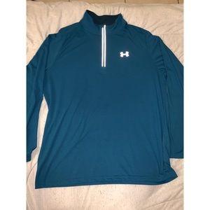 UA Light Weight 1/4 Zip-Up Sweatshirt